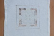 Punto de cruz, medio punto, bordado, vainicas, …