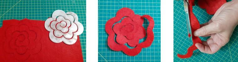 Rosas para Sant Jordi