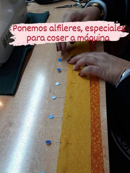 Foto del curso cortar coser planchar