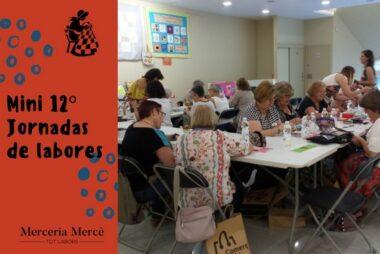 12ª Jornada de Labores, que se celebrará la semana del 13 al 18 de septiembre.